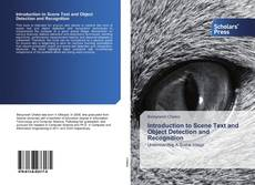 Couverture de Introduction to Scene Text and Object Detection and Recognition