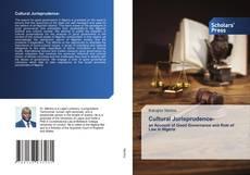 Bookcover of Cultural Jurisprudence-