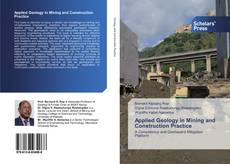 Bookcover of Applied Geology in Mining and Construction Practice
