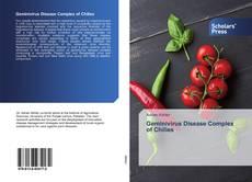 Capa do livro de Geminivirus Disease Complex of Chilies