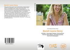 Portada del libro de Beulah Louise Henry