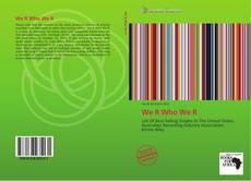 Capa do livro de We R Who We R
