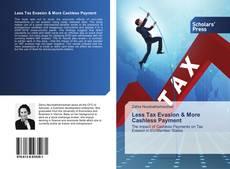 Capa do livro de Less Tax Evasion & More Cashless Payment