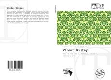 Bookcover of Violet Wilkey
