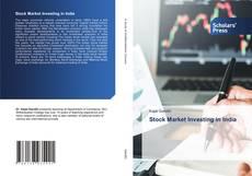Buchcover von Stock Market Investing in India