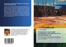 Portada del libro de Production and Partial Purification of Proteases from Acinetobacter sp