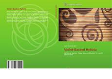 Bookcover of Violet-Backed Hyliota