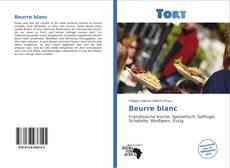 Bookcover of Beurre blanc