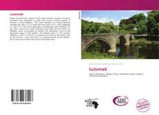 Bookcover of Lutomek