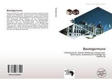 Bookcover of Beutegermane