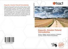 Copertina di Kopanki, Greater Poland Voivodeship