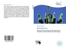 Beutekunst kitap kapağı