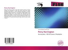 Bookcover of Perry Harrington
