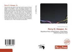 Bookcover of Perry O. Hooper, Sr.