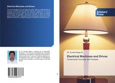 Bookcover of Electrical Machines and Drives