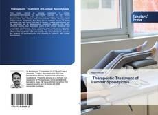 Borítókép a  Therapeutic Treatment of Lumbar Spondylosis - hoz