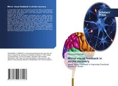 Bookcover of Mirror visual feedback in stroke recovery