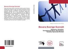 Portada del libro de Bevara Sverige Svenskt