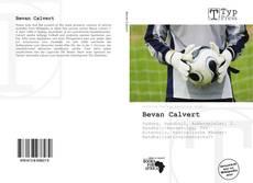 Bookcover of Bevan Calvert