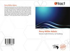 Bookcover of Perry Miller Adato