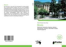 Buchcover von Bevaix