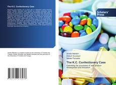 Bookcover of The K.C. Confectionery Case