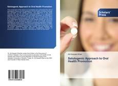 Capa do livro de Salutogenic Approach to Oral Health Promotion