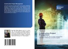 Bookcover of Construction Project Management