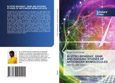 Borítókép a  IN VITRO BIOASSAY, QSAR AND DOCKING STUDIES OF ANTICANCER BIOMOLECULES - hoz