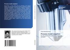 Portada del libro de Process model adaption