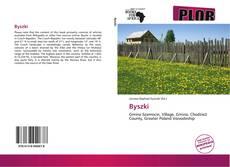 Bookcover of Byszki