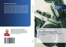 Capa do livro de West African Hausa Film