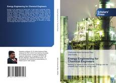 Bookcover of Energy Engineering for Chemical Engineers