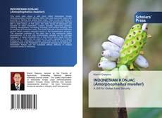 Couverture de INDONESIAN KONJAC (Amorphophallus muelleri)