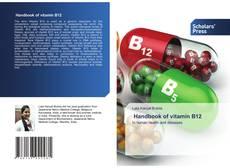 Portada del libro de Handbook of vitamin B12