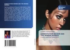 Copertina di CONSTITUTION REVIEW AND THE WOMAN AGENDA