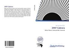 Обложка 2997 Cabrera