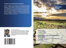Bookcover of Psoriasis and Autoimmune disorders