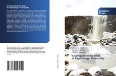 Copertina di A Comprehensive Book of Psychology: Personality