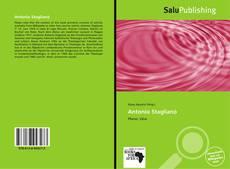 Buchcover von Antonio Staglianò