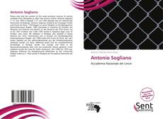 Bookcover of Antonio Sogliano