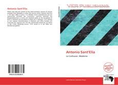 Couverture de Antonio Sant'Elia