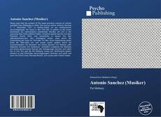 Bookcover of Antonio Sanchez (Musiker)
