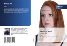 Bookcover of Mystika of Mind Volume -16 Part-1