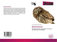Beuteschema kitap kapağı