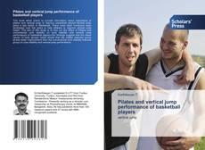 Capa do livro de Pilates and vertical jump performance of basketball players