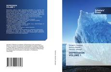 Bookcover of DEPRESSION VOLUME 1