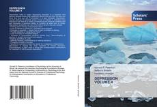 Bookcover of DEPRESSION VOLUME 4