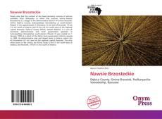 Copertina di Nawsie Brzosteckie