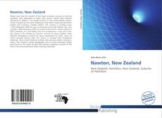 Buchcover von Nawton, New Zealand